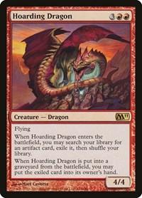 Hoarding Dragon, Magic: The Gathering, Magic 2011 (M11)