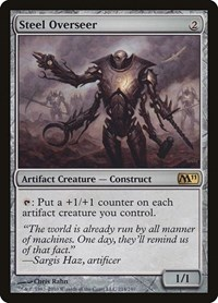 Steel Overseer, Magic: The Gathering, Magic 2011 (M11)
