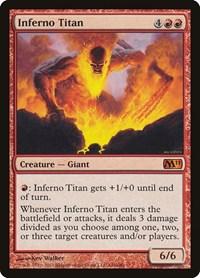 Inferno Titan, Magic, Magic 2011 (M11)