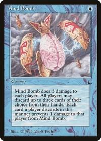 Mind Bomb, Magic, The Dark
