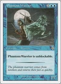 Phantom Warrior, Magic, Starter 1999