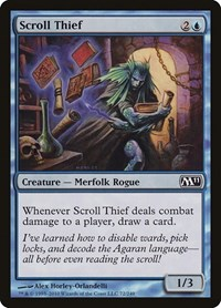 Scroll Thief, Magic, Magic 2011 (M11)