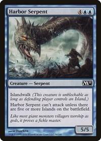 Harbor Serpent, Magic: The Gathering, Magic 2011 (M11)