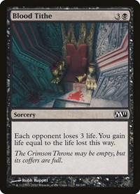 Blood Tithe, Magic: The Gathering, Magic 2011 (M11)