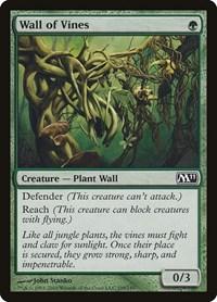 Wall of Vines, Magic: The Gathering, Magic 2011 (M11)