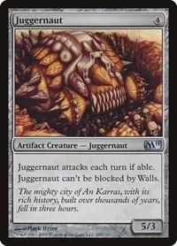 Juggernaut, Magic: The Gathering, Magic 2011 (M11)
