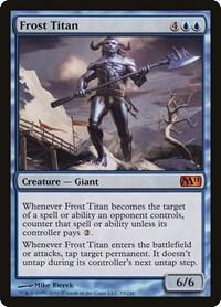 Frost Titan, Magic: The Gathering, Magic 2011 (M11)