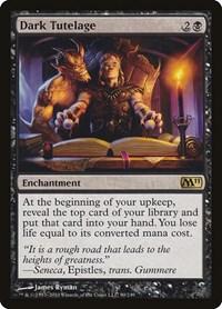Dark Tutelage, Magic: The Gathering, Magic 2011 (M11)