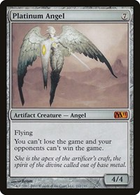 Platinum Angel, Magic: The Gathering, Magic 2011 (M11)