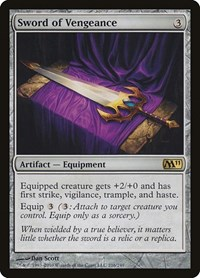 Sword of Vengeance, Magic, Magic 2011 (M11)