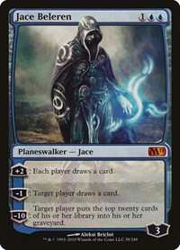 Jace Beleren, Magic: The Gathering, Magic 2011 (M11)