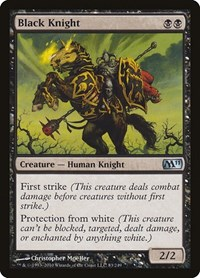 Black Knight, Magic, Magic 2011 (M11)