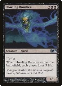 Howling Banshee, Magic: The Gathering, Magic 2011 (M11)