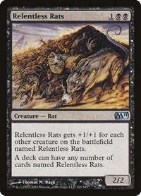 Relentless Rats, Magic, Magic 2011 (M11)