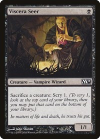 Viscera Seer, Magic, Magic 2011 (M11)