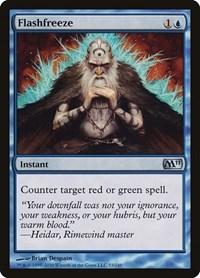 Flashfreeze, Magic: The Gathering, Magic 2011 (M11)