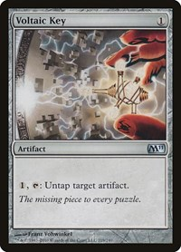 Voltaic Key, Magic, Magic 2011 (M11)