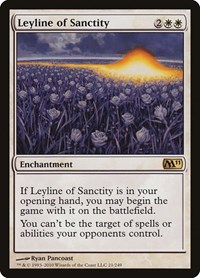 Leyline of Sanctity (Foil)