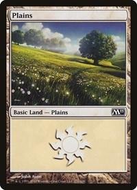 Plains (231), Magic: The Gathering, Magic 2011 (M11)