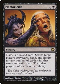 Memoricide, Magic: The Gathering, Scars of Mirrodin
