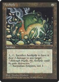 Aeolipile, Magic: The Gathering, Fallen Empires