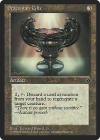 Draconian Cylix, Magic: The Gathering, Fallen Empires