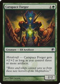 Carapace Forger, Magic: The Gathering, Scars of Mirrodin