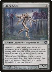 Clone Shell, Magic: The Gathering, Scars of Mirrodin