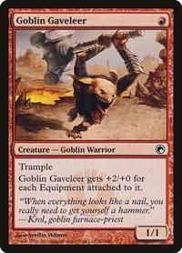Goblin Gaveleer, Magic: The Gathering, Scars of Mirrodin