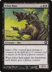 Ichor Rats, Magic: The Gathering, Scars of Mirrodin