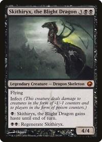 Skithiryx, the Blight Dragon (Foil)