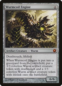 Wurmcoil Engine, Magic, Scars of Mirrodin