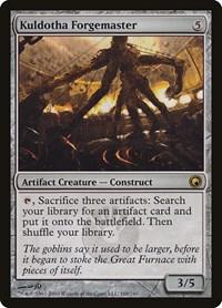 Kuldotha Forgemaster, Magic: The Gathering, Scars of Mirrodin