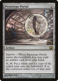 Prototype Portal, Magic: The Gathering, Scars of Mirrodin