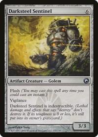 Darksteel Sentinel, Magic: The Gathering, Scars of Mirrodin