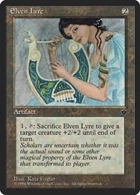 Elven Lyre, Magic, Fallen Empires