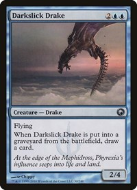 Darkslick Drake, Magic, Scars of Mirrodin