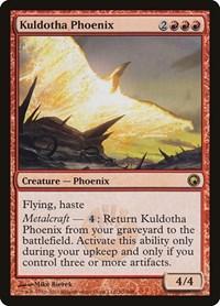 Kuldotha Phoenix, Magic, Scars of Mirrodin