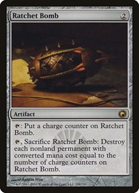 Ratchet Bomb, Magic: The Gathering, Scars of Mirrodin