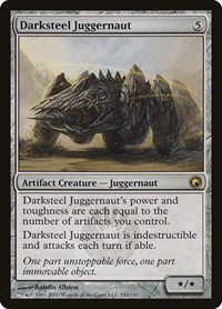 Darksteel Juggernaut, Magic: The Gathering, Scars of Mirrodin