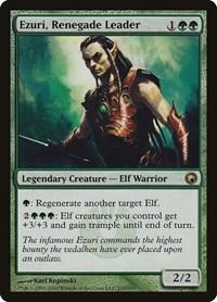 Ezuri, Renegade Leader, Magic: The Gathering, Scars of Mirrodin