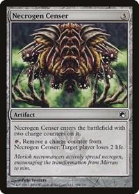 Necrogen Censer, Magic: The Gathering, Scars of Mirrodin