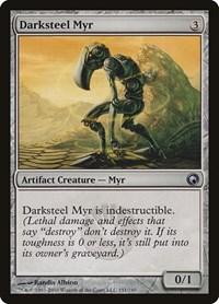 Darksteel Myr, Magic: The Gathering, Scars of Mirrodin