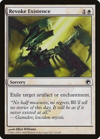 Revoke Existence, Magic: The Gathering, Scars of Mirrodin