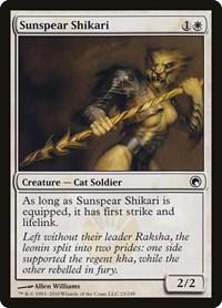 Sunspear Shikari, Magic: The Gathering, Scars of Mirrodin