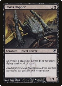 Dross Hopper, Magic: The Gathering, Scars of Mirrodin