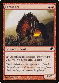 Ferrovore, Magic: The Gathering, Scars of Mirrodin