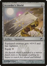 Accorder's Shield, Magic: The Gathering, Scars of Mirrodin