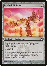 Bladed Pinions, Magic: The Gathering, Scars of Mirrodin