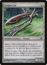 Corpse Cur, Magic: The Gathering, Scars of Mirrodin